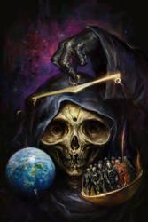 Operation Pilgrim. Cover Art by EldarZakirov