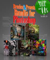 CyberMonday 44% SALE! Photoshop Presets Bundle! by EldarZakirov