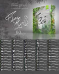 Foliage and Grass 60 PS brushes. First Month Sale! by EldarZakirov