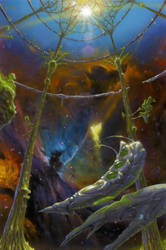SPACE ANALOGY by EldarZakirov