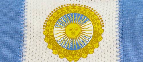 Camiseta Argentina by leosss