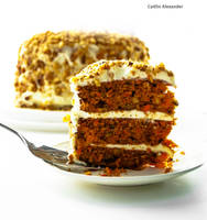 Carrot cake by Apeanutbutterfiend