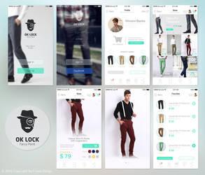 iPhone 6 Ok-Lock by Frienddesign