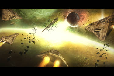 Raid At Atlas-2 by Borruen