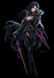 Velskud by STEVE-Zheng