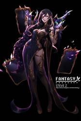 Fantasy Mirror by STEVE-Zheng