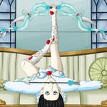 Perri: Taking a Break by MagicCrazyMagician