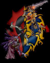 The Battle for Murlockia by MagicCrazyMagician