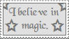 I believe in magic by thebluemaiden