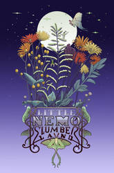Little Nemo in Slumberland colors by RottenOak