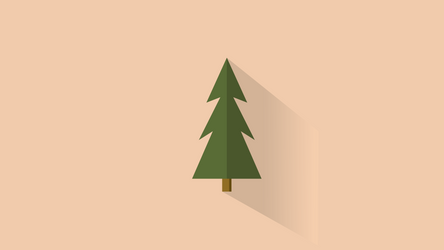 A Tree - VECTOR ART by AngusWW