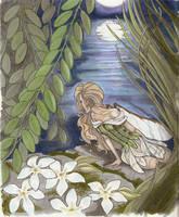 Water faerie by Livie-Lightyear