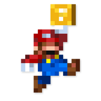 Day #4 - Mario Mario by JINNdev