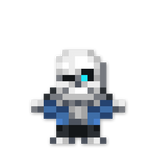 Day #109 - Sans by JINNdev