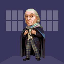 Doctober - 1st Doctor by JINNdev