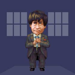 Doctober - 2nd Doctor by JINNdev