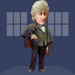 Doctober - 3rd Doctor by JINNdev