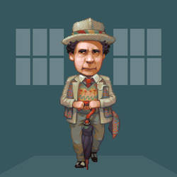 Doctober - 7th Doctor by JINNdev