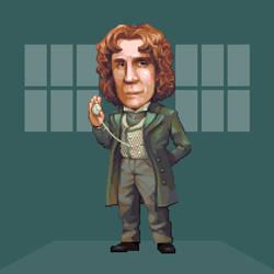 Doctober - 8th Doctor by JINNdev