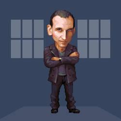 Doctober - 9th Doctor by JINNdev