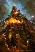 Last sorcery by Allnamesinuse