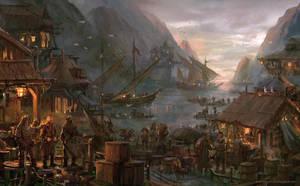 Dragon's Hoard_3 by Allnamesinuse
