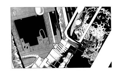 Metroid - Mother Brain by MaximoVLorenzo