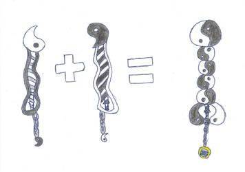 My Keyblades by VentusAquaTerra