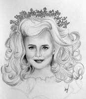 Jonbenet Ramsey by AndyVRenditions