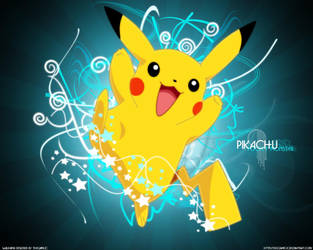 Wallpaper Pikachu Go by TheGameJC