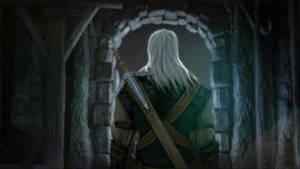 Under the witcher's glare by Gunvar