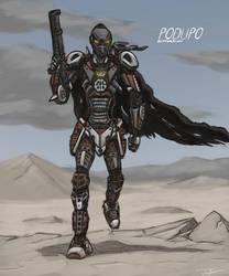 Fan Art: Podupo by AkakuMasterOfFlight