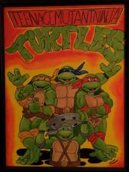 TURTLES!! by babyshortie17