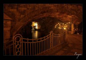 Under the bridge by blessedchild