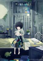 Momo room's by zhowee14
