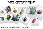 4 x 6 Etsy Business Card by Create-A-Pendant