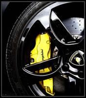 Lamborghini by cycek