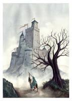 El Castillo de Lyondred by JaimeNieves