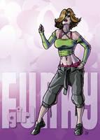 Funky Girl by JaimeNieves