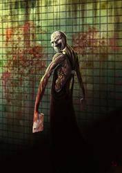 Nameless Horror IV by JaimeNieves