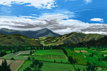 Landscape by JaimeNieves