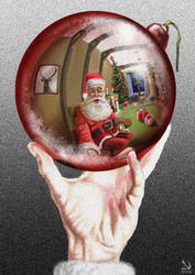 Escher Claus by JaimeNieves