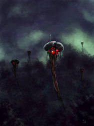 Sentinels by JaimeNieves
