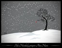 Merry Christmas 2011 by JaimeNieves