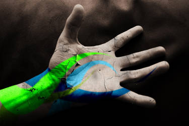 hand of life by mevinbabuc