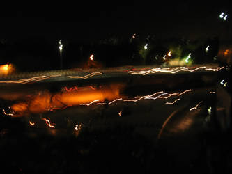 city lights by mevinbabuc