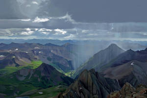 Landscape Painting by TeaPasser