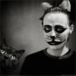 Emotive Portrait by jane-art
