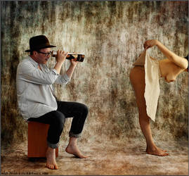 Artistic Nude Photographer by jane-art