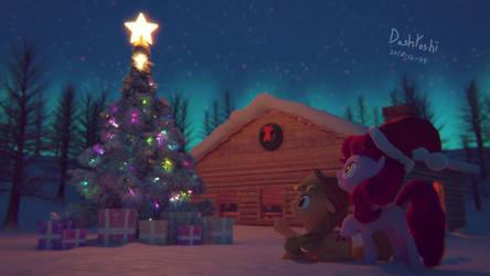 Christmas Eve 2018 by DashYoshi